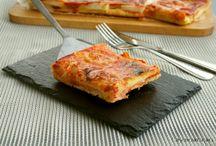 Pizza veloce con p.. carré ecc