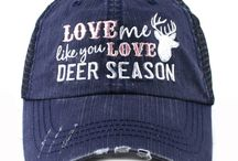 Outdoor Love / Apparel and accessories for the woman that loves the outdoors including hunting and fishing. / by Katydid.com