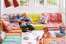 Teenages rumpus room
