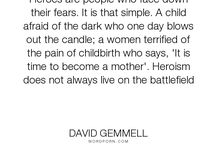 Gemmell Quotes