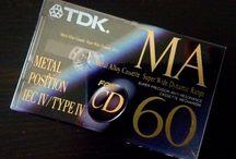 Metal audio tape