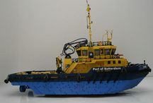 Lego Boat.