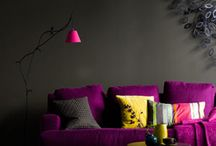 # Purple interior