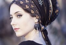 Tichels- Jewish headscarfes