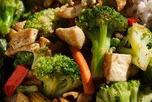 Tofu recipes / by Andrea Adair