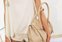 white, sand & blush clothing