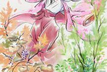 Contes de la princesse Kaguya