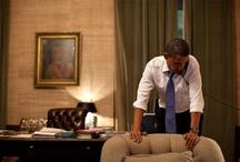 President Obama 3 / by Gretchen G