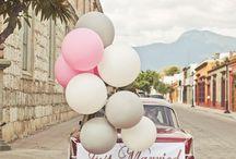Car balloon
