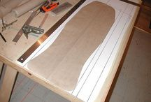 Build Your Own Skateboard Roarockit / Build your own Skateboard using the Roarockit Thin Air Press, Hard Canadian maple veneer and tools