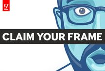 claim your frame / by Aadi Singh