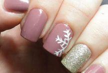 Fall-winter nails