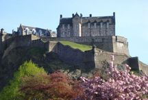 Edinburgh Rocks / Edinburgh landmarks and attractions!