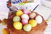 Pâques : petites recettes et bricolages ! / Pâques, une fête pour toute la famille et un nombre d'activité incroyable : de délicieuses et adorables recettes, de jolies bricolages... Tant d'amusement en un seul évènement :) Avec Kiri, on fête pâques comme il se doit :)