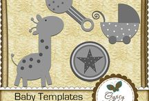 Commercial Use - digital scrapbooking / My digital commercial use items. They can be found here: www.etsy.com/shop/GypsyButterfly2 / by Tishia Mackey