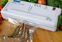 Artikel Ilmu Dunia: Tips Mengamas Makanan Dengan Mesin Vakum Makanan