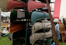 Canoes and Kayaks / by Tim Kerr