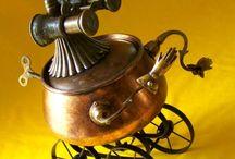 Steampunk  / by Jennifer Strong