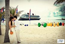 our cruise wedding! / by Megan Dixon