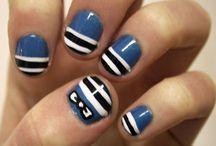 * Pretty nails *