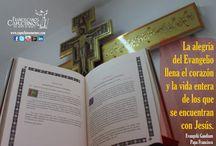 """Evangelii Gaudium / Imágenes y frases de la carta encíclica del Papa Francisco sobre la """"alegría del Evangelio"""""""