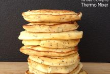 ThermoMix Breakfast / Create delicious breakfasts with ThermoMix.