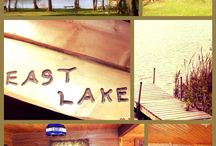 Vacation Rental~East Lake Cabin / Enjoy this cozy lakefront cabin in Michigan's Upper Peninsula!