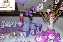 Disney's Violetta {KinderParty}