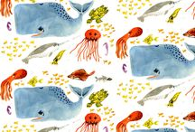 Spoonflower Fabric Favorites