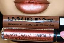 Brown Liquid Lipsticks