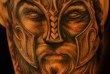 Tatouages vikings