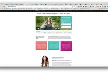 Websites / by Kathleen Heuer