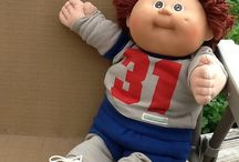cabbage patch kids  trying to identify him