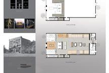 Interior Design - Undergraduate Student Work / https://design.asu.edu/degree-programs/interior-design