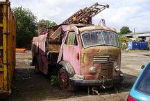 scrap trucks