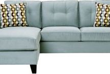 Couches / by Amy Johnson