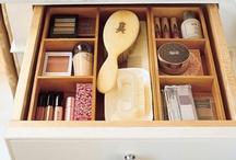 Organized Bathrooms / Tips & Tricks to keep your potty organized