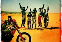 Dakar Competitors