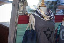 Pop Up Vintage Shops / A collection of pop up shops in vintage trailers and caravans.