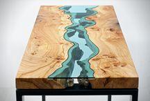 Nápady dřevo / Ideas wood