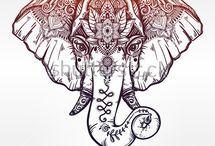 Kaias tatovering