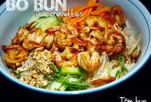 plats asiatique
