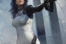 Worlds: Mass Effect