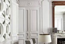 Parisian interiors