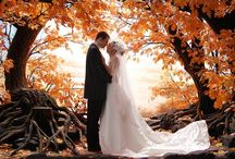 Wedding in the fall. Sept- oct. / by Amber Craven