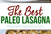 Recepty lasagne
