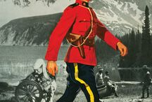 Scarlet Fever! / Dedicated to my love for the RCMP! / by Trudy Stilwell Vetter