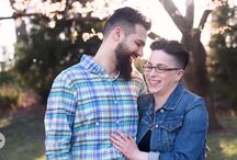 Engagement Photo Inspiration • Lin Pernille Photography / Engagement photo tips, ideas, & inspirations from all the sessions I've shot! • Engagement Photos • Engagement Pictures • Engagement Shoot • Engagement Session