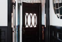 Decor: Hallways & Entrances / by Caro C