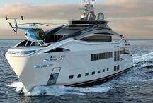 Luxus Yachts